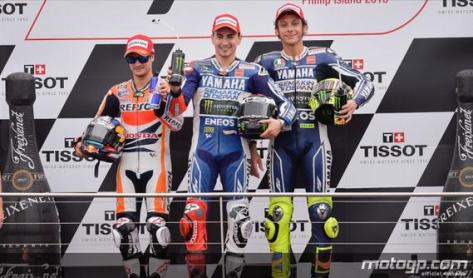 poium-gp-australia-and-klasemen-motogp-2013