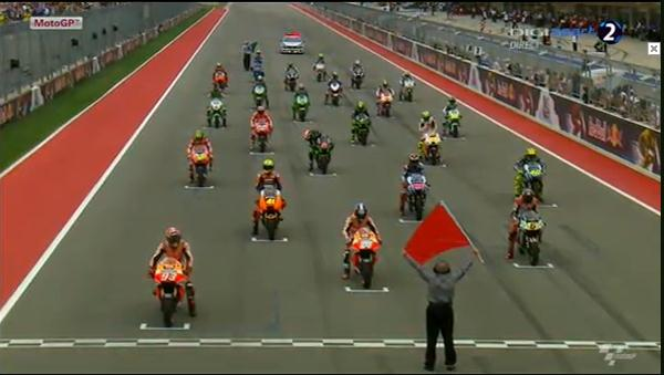 Video Full Race MotoGP Austin   Sneijdera D' Iniesta