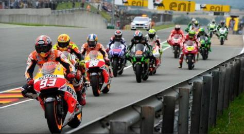 Cuplikan Video Full Race MotoGP Jerman 2014