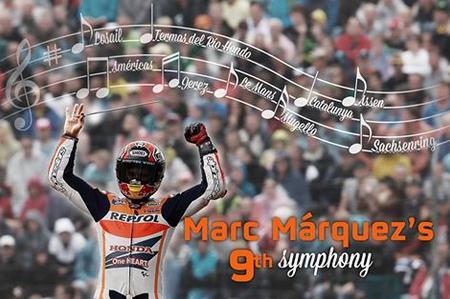 Rekor Marquez Setelah Menangi GP Jerman