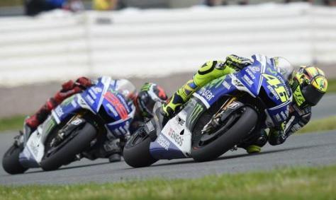 Rossi Sulit Kalahkan Rival Kami di GP Jerman