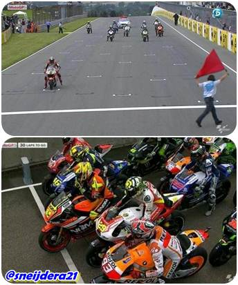 Start GP Jerman 2014