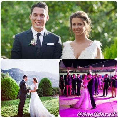 aleix espargaro menikah dengan laura