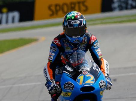 alex marquez pole moto3 brno 2014