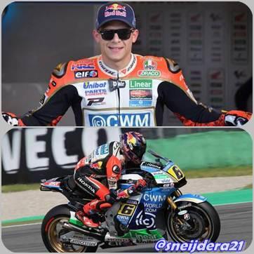 bradl gabung Forward Yamaha musim 2015