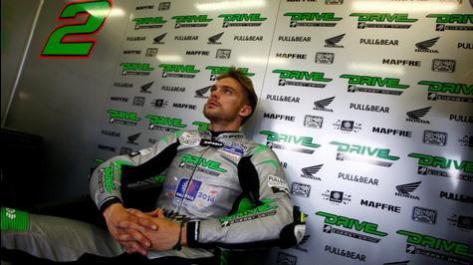 CAMIER tak sabar balapan MotoGP Inggris