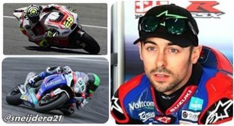 Cari Pengganti Iannone, Pramac Racing Dekati Laverty