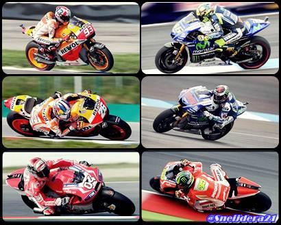cuplikan video motogp 2014
