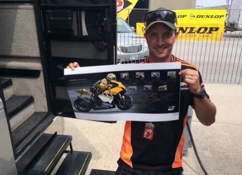 Edwards Bicara Soal Balapan Kandang Terakhir dan Masa Depan Amerika di MotoGP