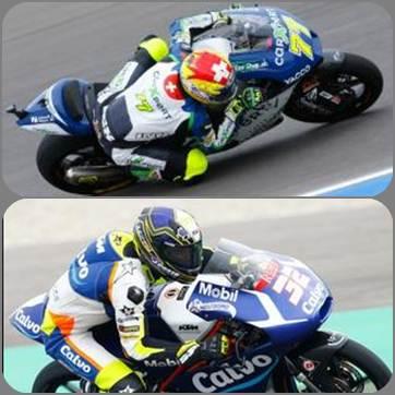 Hasil FP2 Moto2 dan Moto3 Indianapolis