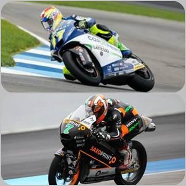 hasil fp3 moto2 dan moto3 indianapolis