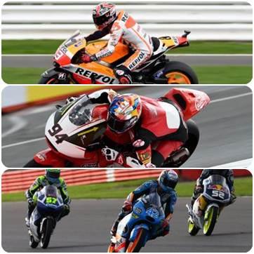 hasil fp3 motogp inggris 2014