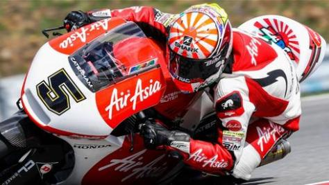 johann zarco fastest fp1 moto2 at silverstone