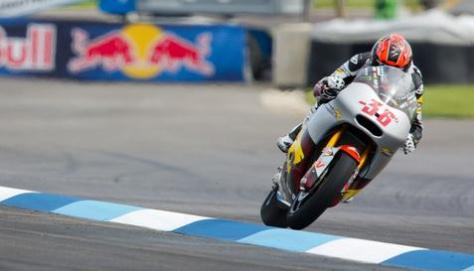kallio pole at indy 2014