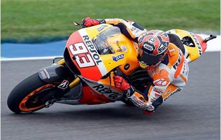 Lupakan Kekalahan di Brno, Marquez Fokus Hadapi Silverstone