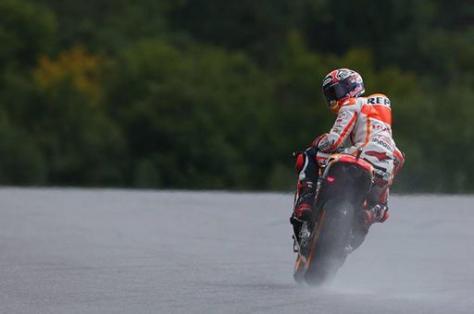 Marquez FP2 GP Brno 2014