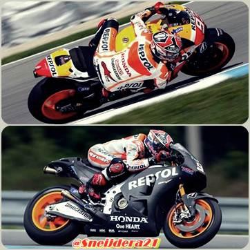 Marquez test motogp bro 2014