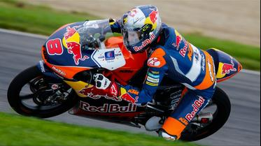 miller fastest fp1 moto3 at silverstone