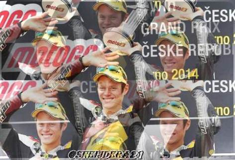 rabat podium moto2 ceko 2014-art-design