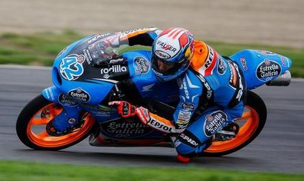 rins pole moto3 inggris 2014