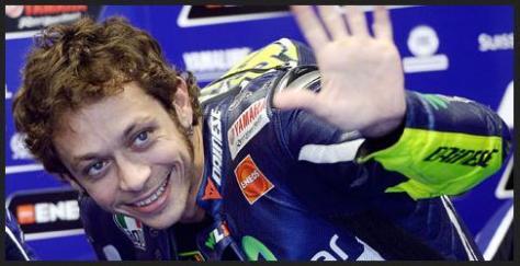 Rossi Bakal Samai Rekor Barros di MotoGP Brno 2014