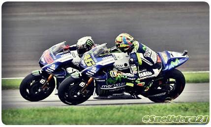 Rossi-Lorenzo Berharap Gunakan Sasis Baru Yamaha Musim Ini