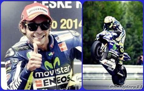 Rossi Saya Mencintai Pekerjaan Ini, dan Kehidupan Ini