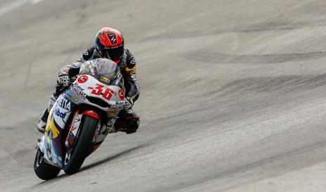 kallio pole moto2 misano 2014