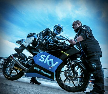 sky racing team vr46 ganti manajer