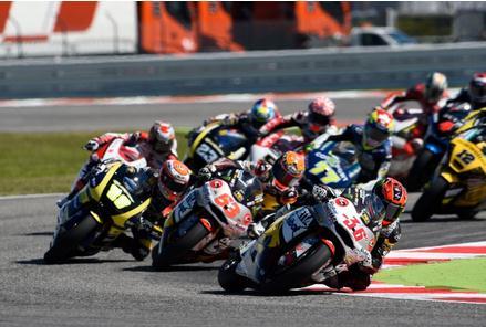 Daftar Sementara Pembalap Moto2 Musim 2015