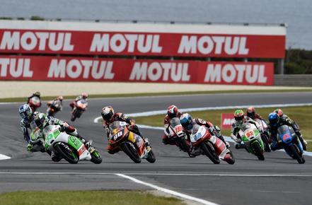 Daftar Sementara Pembalap Moto3 Musim 2015