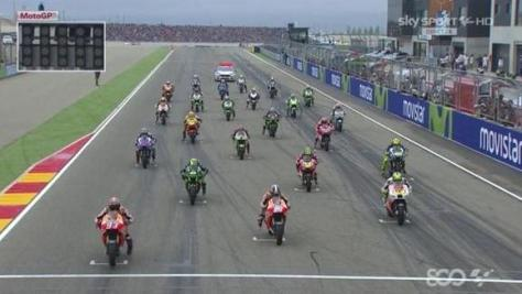 Download video full race MotoGP Aragon 2014
