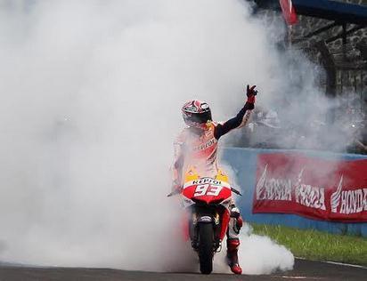 'Kalau MotoGP Boring, Penonton Ganti Channel Saja'