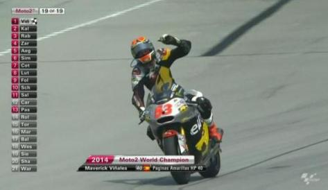 hasil race moto2 malaysia 2014