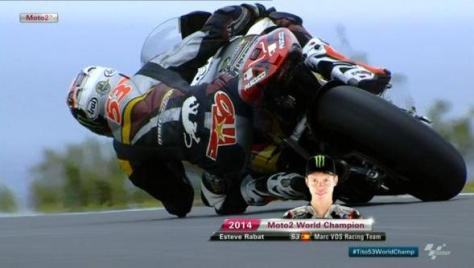profil esteve rabat - juara dunia moto2 2014