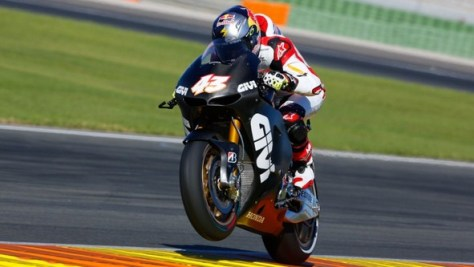 test MotoGP Valencia 2014 - Jack Miller - LCR Honda