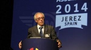 Vito Ippolito terpilih lagi jadi presiden FIM