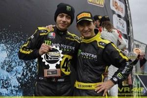 Kubica Kalahkah Rossi di Ajang Monza Rally Show 2014