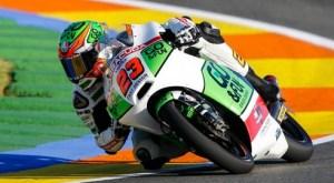 niccolo antonelli - junior go & fun moto3