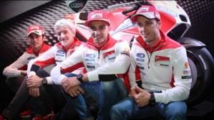 Ducati Team Luncurkan Desmosedici GP15 - 2