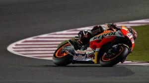 Marquez Puncaki Latihan Perdana di Qatar
