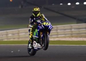 Rossi Sebut Motivasi Lebih Penting dari Usia