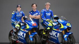 Suzuki MotoGP Perkenalkan Nama Baru Tim Untuk Musim 2015