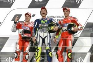 11 rekor baru terukir di MotoGP Qatar 2015