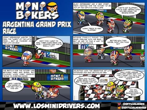 Kualifikasi MotoGP Argentina 2015 - Versi Minibikers