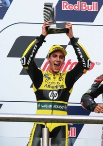 rins podium moto2 argentina 2015