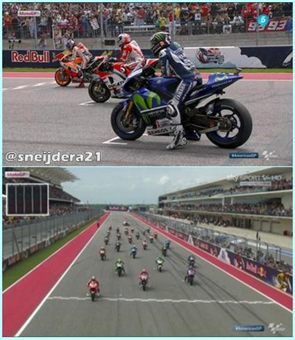 Video Full Race MotoGP Austin | Sneijdera D' Iniesta