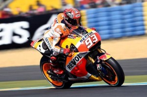 Pole Ketiga Musim 2015, Marquez Start Terdepan di Le Mans