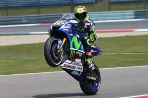 Valentino Rossi Torehkan Rekor Pole di Assen